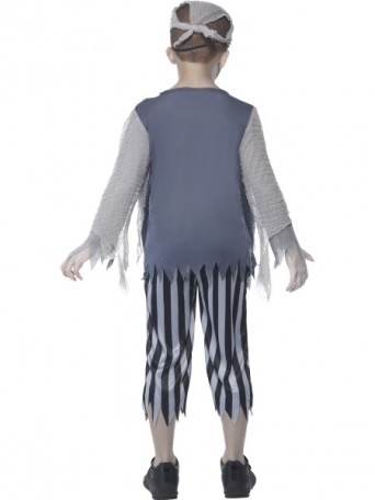 Dětský kostým - kostra piráta - Půjčovna kostýmů Florenc 2d022dc660d